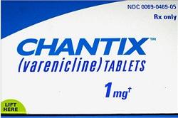 chantix prescription pills