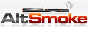Alt Smoke Logo