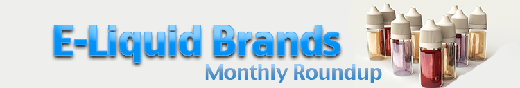 best e liquid brands monthly