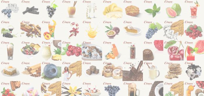 crave e liquid flavors