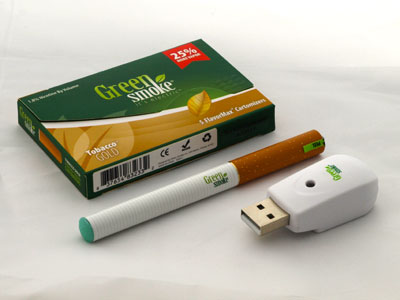 Electronic cigarette of Houston