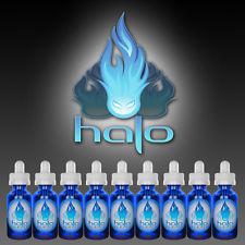 halo e-juice variety