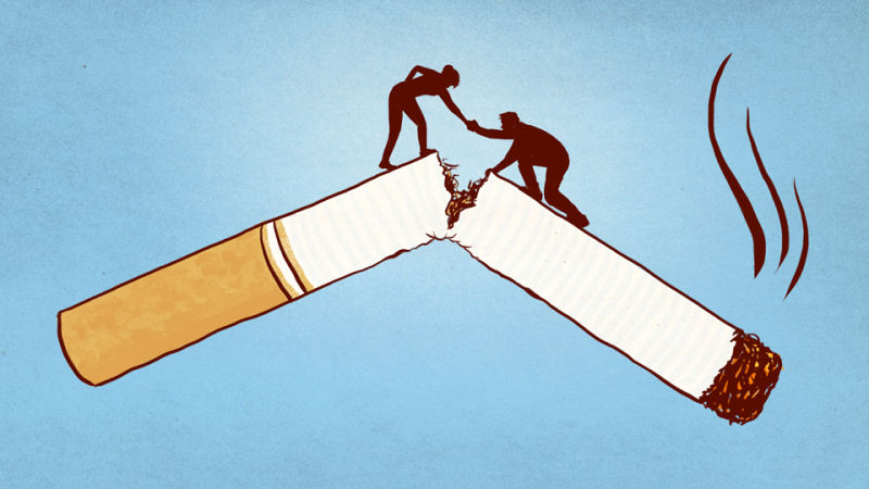 Help Someone Quit Smoking