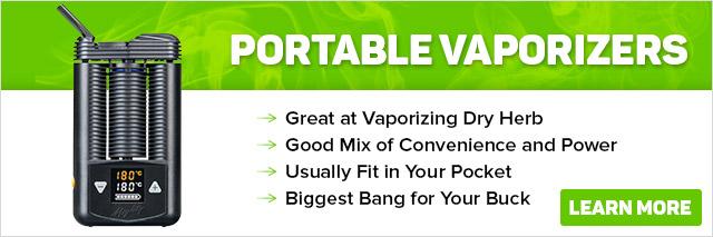 Best Portable Vaporizer Guide