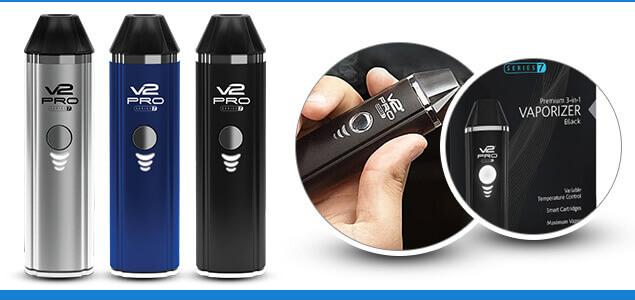 V2 Pro Series 7 3-in-1 Vape