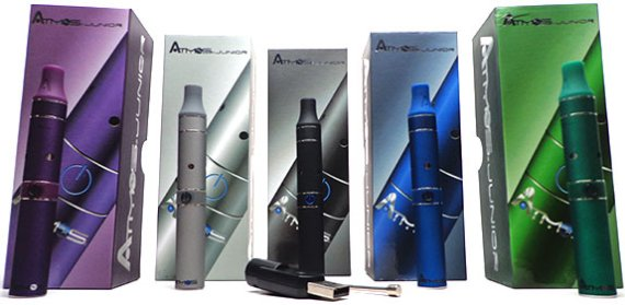atmos junior vaporizer review
