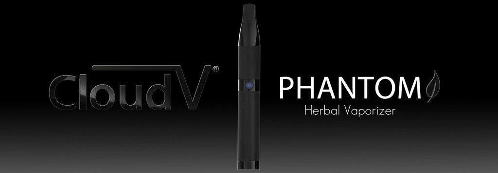 cloud v phantom dry herbal vaporizer review