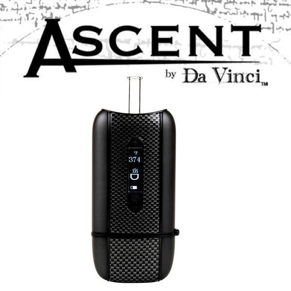 da vinci ascent vaporizer review