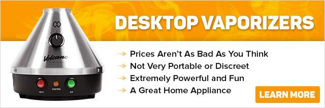 desktop vaporizer buying guide
