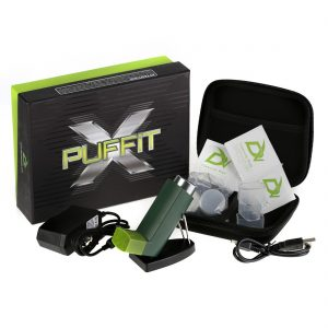 puffit inhaler vaporizer kit content