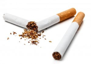 Is nicotine a drug quit smoking community