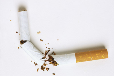 How much nicotine is in a cigarette quit smoking community