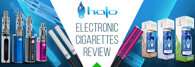 Halo E-Cigs Review