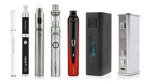 VF products lineup
