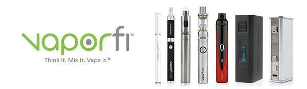 VaporFi Products header