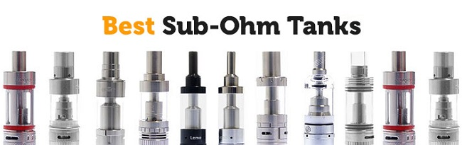 Sub-ohm Vape Tanks