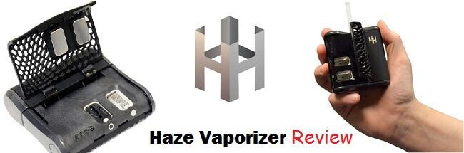 Haze Vaporizer header