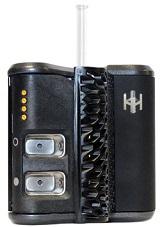 Haze vaporizer chambers