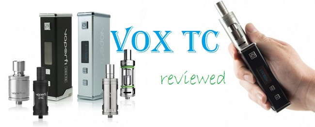 Vox TC Mod Reviewed