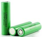 LG MJ1 18650 battery