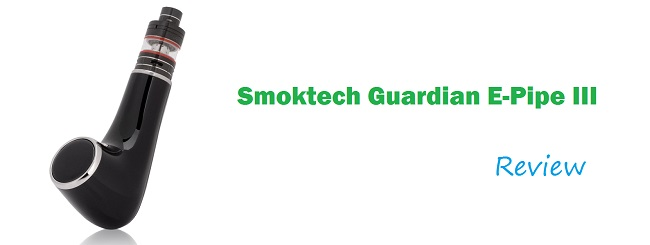 Smoketech Guardian E-Pipe III Review
