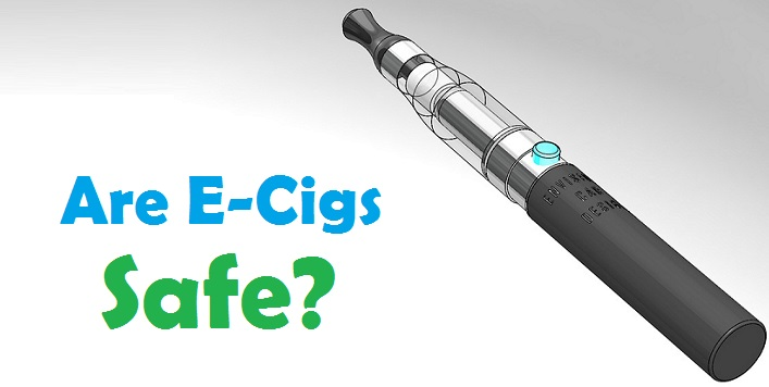 Are E-Cigs Bad? Let's find out...