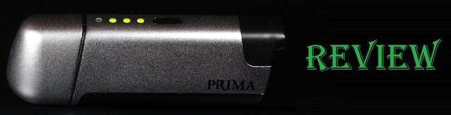 Prima vaporizer review