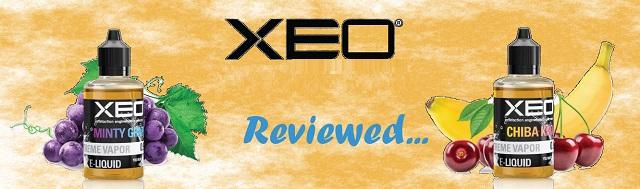 XEO E-Liquids