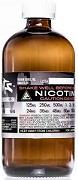 Nicotine base for e-liquid