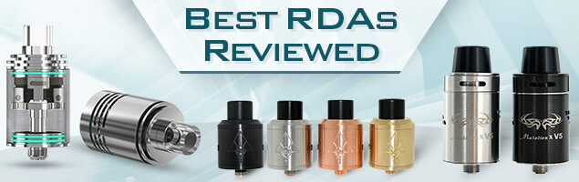Best RDAs reviewed