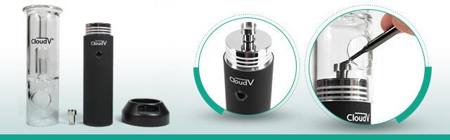 cloud-v-electro-vaporizer
