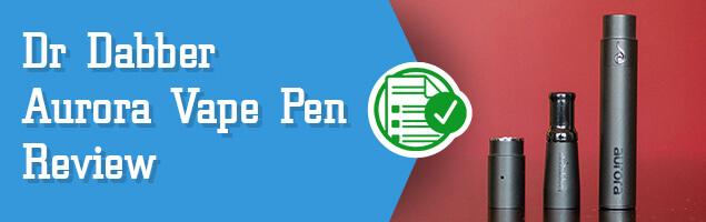dr Dabber Aurora Vape Pen