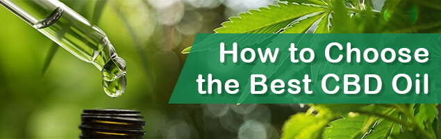 How to Choose the Best CBD Oil - Things to Consider Before Buying CBD Oil