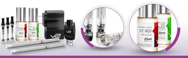 V2 Standatd E-Liquid Kit