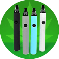 Phantom mini herbal vape pen