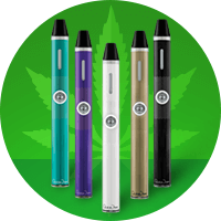 Quick Draw 300 weed vaporizer pen