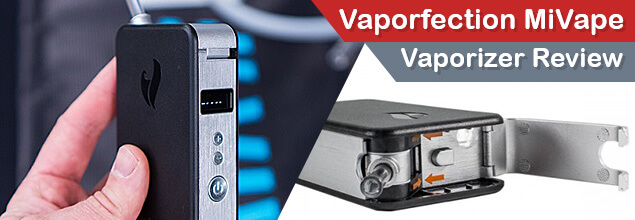 Vaporfection MiVape Vaporizer Review
