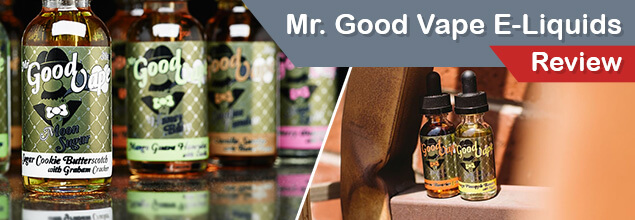 Mr. Good Vape E-Liquids Review