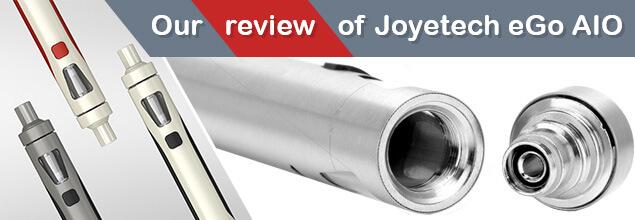 Joyetech eGo AIO Review