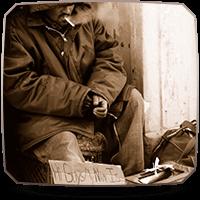 Smoking among homeless
